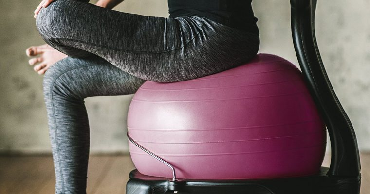 Gaiam Balance Ball Chair Review – Best 1st Time Buyer Stability Chair