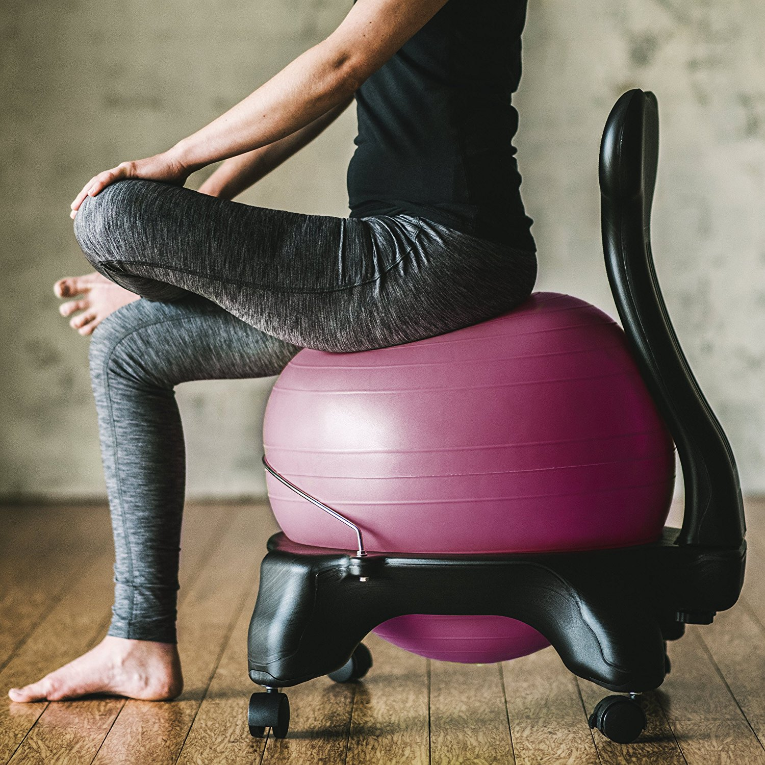 Gaiam Balance Ball Chair Review Best 1st Time Buyer Stability Chair
