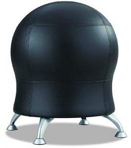 elegant ball chair