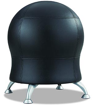 elegant ball chair