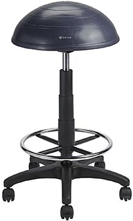 gaiam stool for tall people