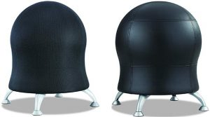 safco zenergy ball chair review